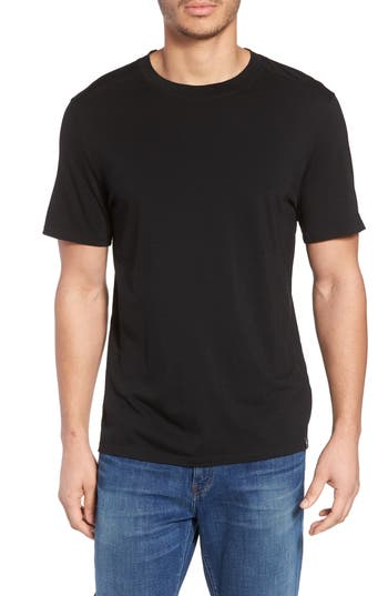 Smartwool Merino 150 Wool Blend T-Shirt, Black
