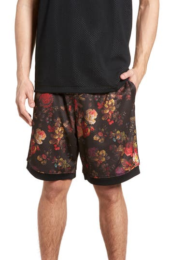 Nike SB Dry Floral Shorts