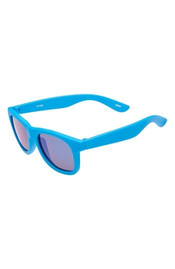 Boys Starlight Accessories Rectangular Sunglasses  Blue