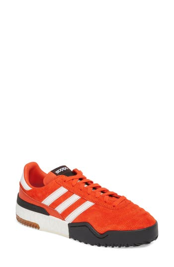 Adidas By Alexander Wang Bball Low Top Sneaker- Red