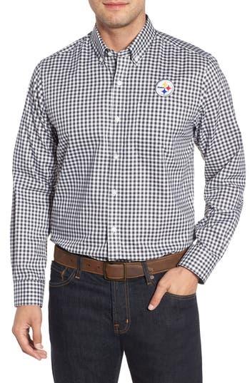Cutter & Buck League Pittsburgh Steelers Regular Fit Shirt