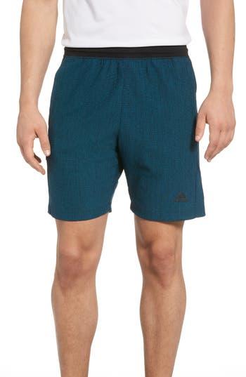 Adidas Speedbreaker Shorts, Blue/green