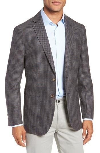 Peter Millar Crown Soft Check Regular Fit Sport Coat