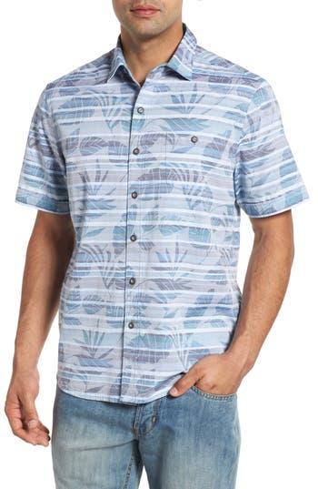 Tommy Bahama Playa of Paradise Regular Fit Camp Shirt