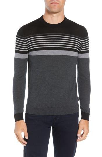 Ted Baker London Giantbu Slim Fit Wool Blend Sweater