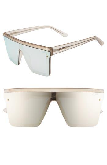Quay Australia Hindsight 150mm Shield Sunglasses