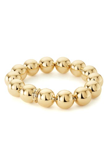 LAGOS 18K Gold Stretch Bracelet