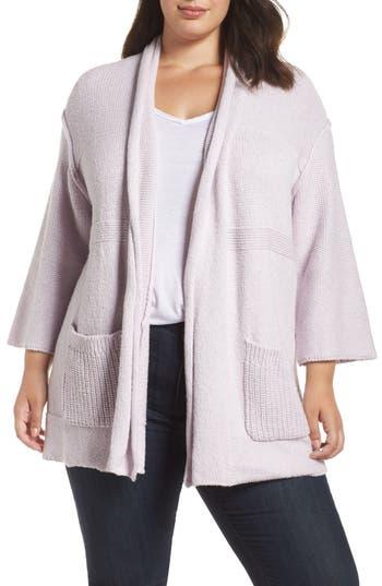 Caslon® Marl Knit Cardigan
