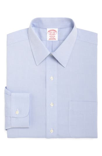 Men's Brooks Brothers Classic Fit Solid Dress Shirt