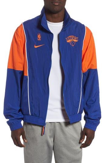 Nike New York Knicks Tracksuit Jacket
