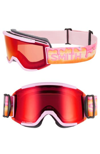 Smith Squad 185mm ChromaPop Snow Goggles