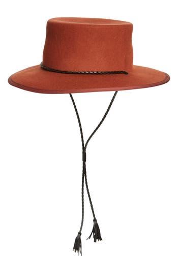 Madewell x Biltmore® Felt Stampede Strap Hat