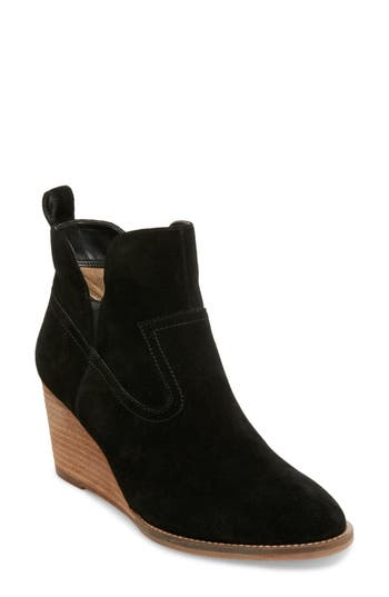 Blondo Irving Waterproof Wedge Bootie