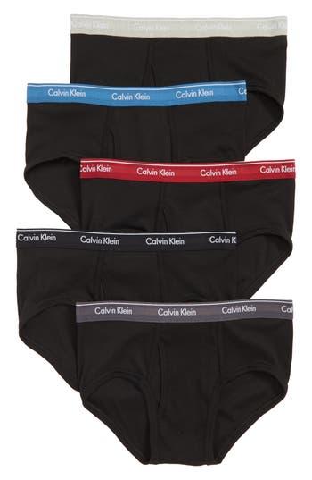Calvin Klein Classic 5-Pack Cotton Briefs