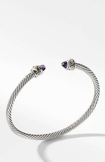 David Yurman Renaissance Bracelet with 18K Gold