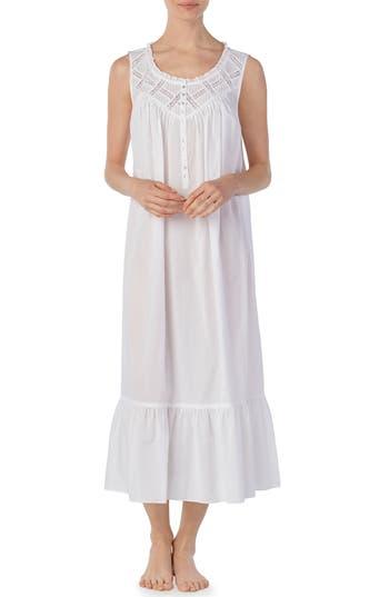 Eileen West Cotton Lawn Nightgown