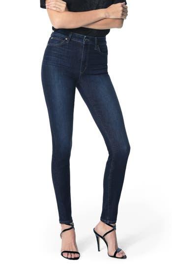 Joe's Charlie High Waist Skinny Jeans