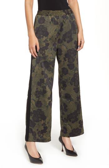 Chelsea28 Print Track Pants