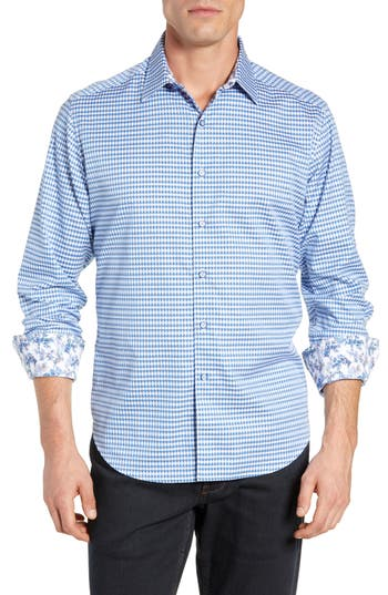Robert Graham Carey Classic Fit Sport Shirt