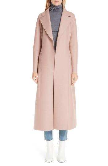 Harris Wharf London Long Wool Duster Coat