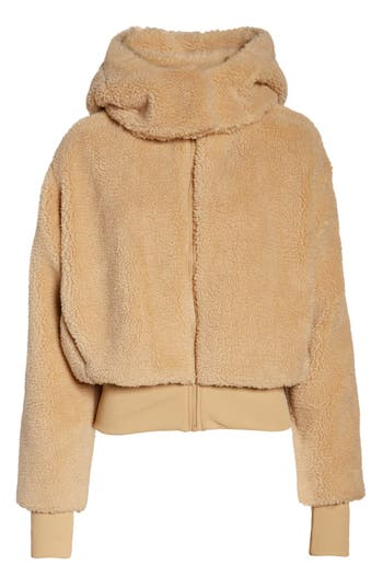 Alo Foxy Faux Fur Jacket