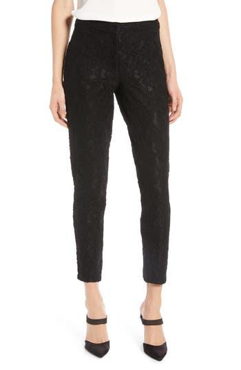 Halogen® Lace Straight Leg Pants