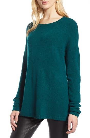 Halogen® Bow Back Sweater