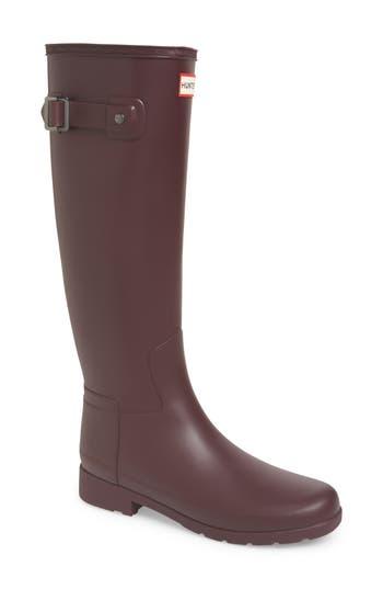 Hunter Original Refined Rain Boot