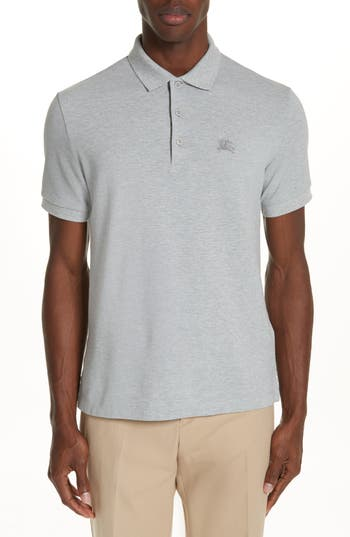 Burberry Hartford Piqué Polo
