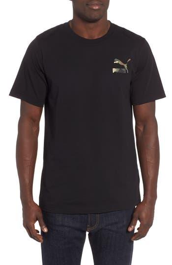 PUMA Wild Pack Logo Graphic T-Shirt