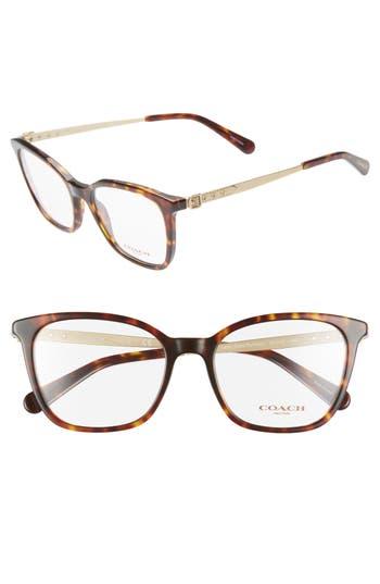 COACH 53mm Optical Glasses