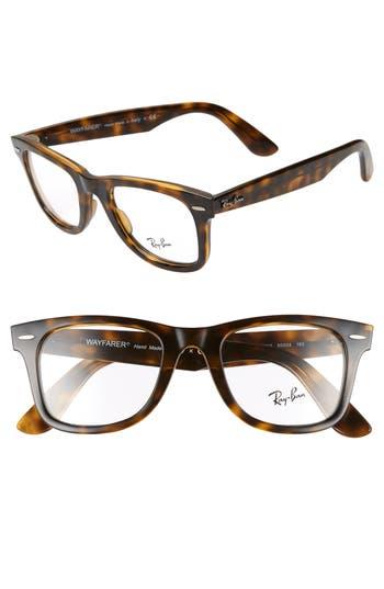 Ray-Ban 50mm Optical Glasses
