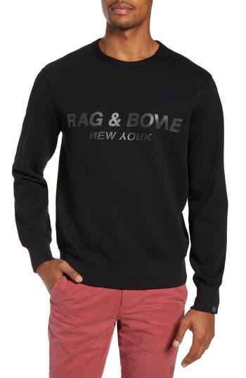 rag & bone Regular Upside Down Sweatshirt