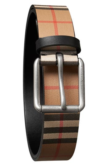 Burberry Mark Belt