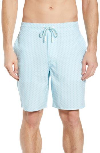 johnnie-O Sea Pines Regular Fit Board Shorts