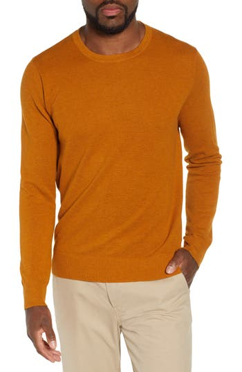 J.Crew Cotton & Cashmere Piqué Crewneck Sweater