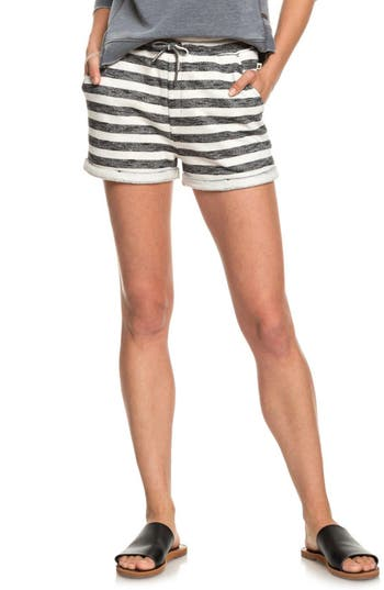 Roxy Trippin Stripe Shorts