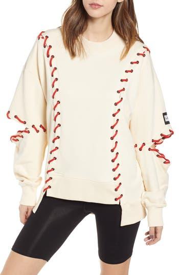 IVY PARK® Baseball Stitch Sweatshirt