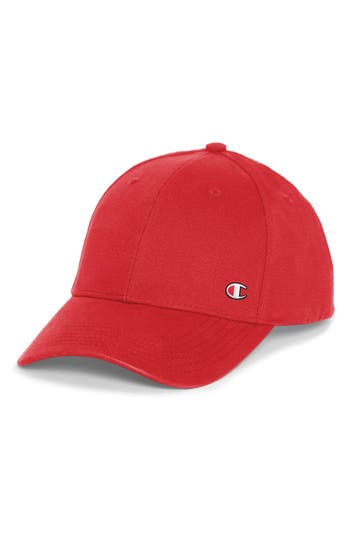 Champion Classic Twill C-Patch Ball Cap