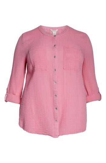 Caslon® Long Sleeve Top