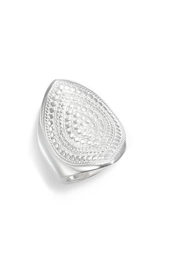 Anna Beck Signature Beaded Marquise Ring