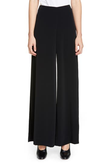 Co High Slit Trousers