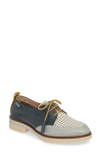 PIKOLINOS Sitges Perforated Oxford (Women)