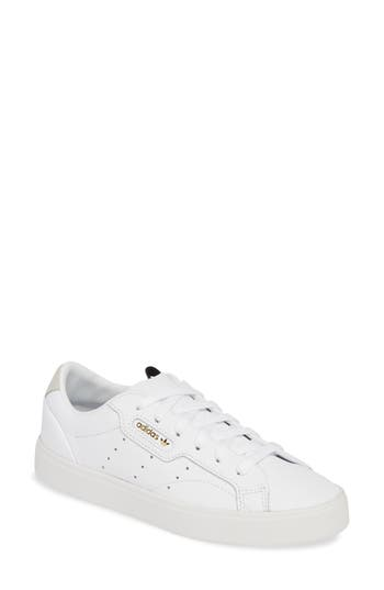 adidas Sleek Leather Sneaker