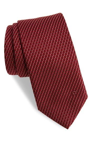 Salvatore Ferragamo Geometric Silk Tie