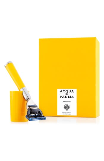 Acqua di Parma Barbiere Yellow Shaving Razor