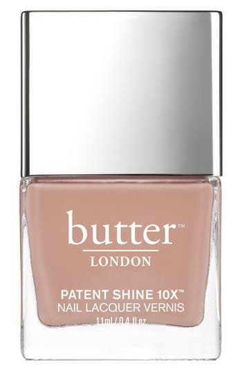 Butter London 'Patent Shine 10X' Nail Lacquer - Mums The Word