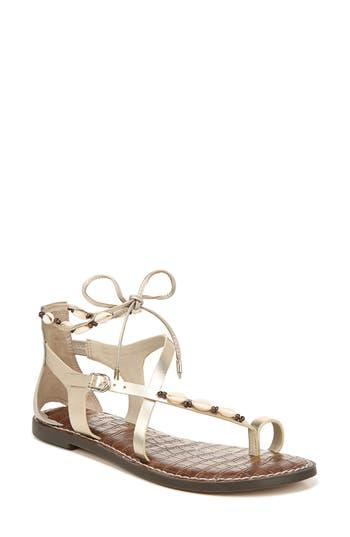 Sam Edelman Garten Embellished Sandal (Women)