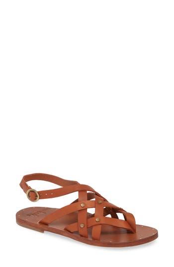 Beek Merlin Strappy Studded Thong Sandal (Women)
