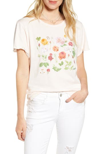 Project Karma Botanical Graphic Tee